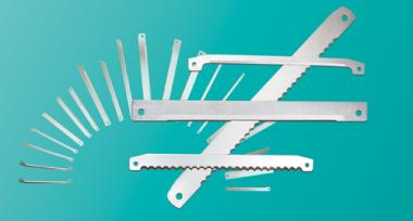 Cuchillas cortadoras de dados