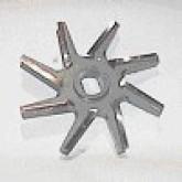 Cuchilla WK-250 300 400 8 brazos doble corte